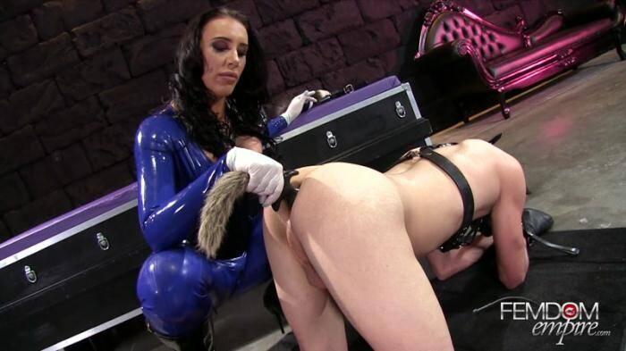 Female Domination - The Puppy Game (Femdom) [FullHD, 1080p]