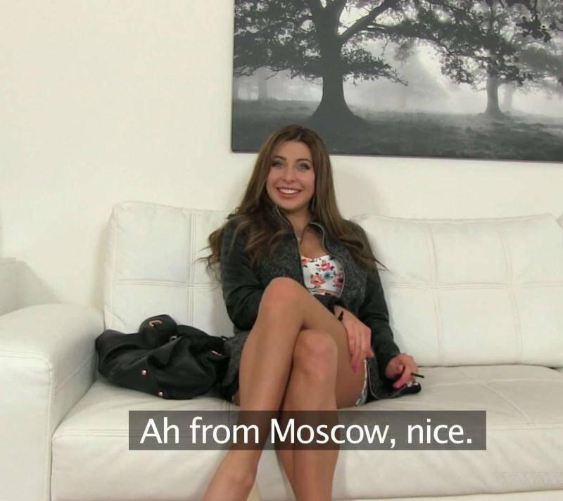 Fakeagentuk petite american fucks her new casting agent