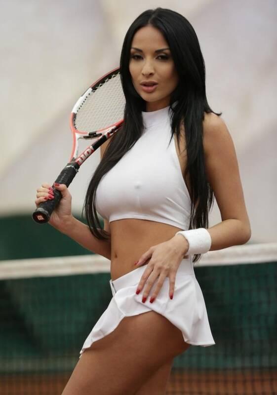 4ssh0l3F3v3r.com/21S3xtury.com - Anissa Kate - Anissa Anal Tennis Pratice  [FullHD 1080p]