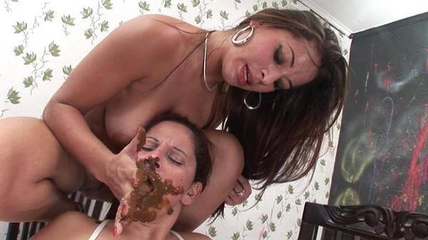 Pietra Mason and Luanna - Scat Secretary Girls Pietra Mason (FullHD 1080p)