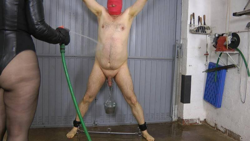 Domina - Wasser Torture! [FullHD] - Amateure-xtreme