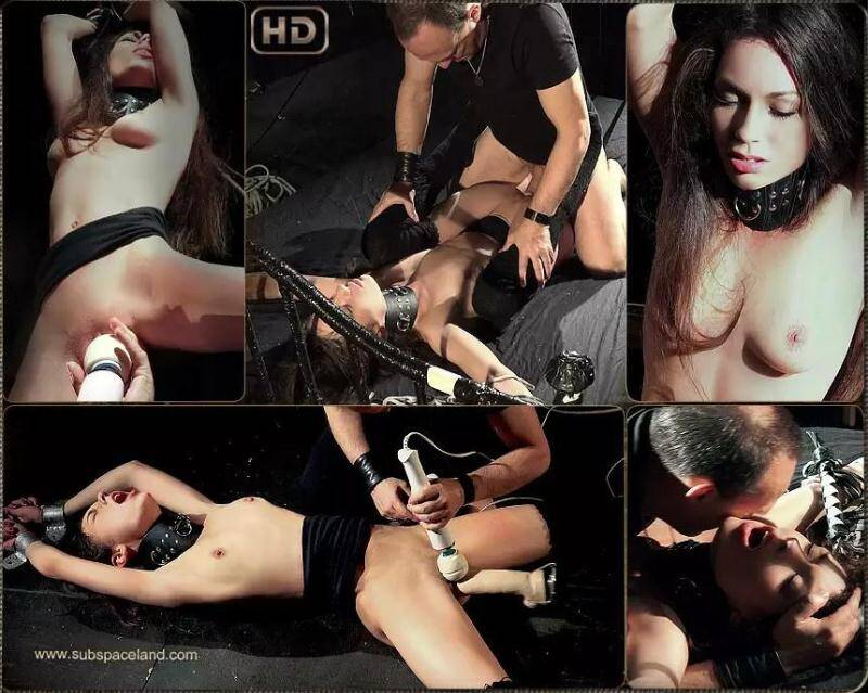 Arwen Gold - Imprisoned To Fuck [HD] - BDSM