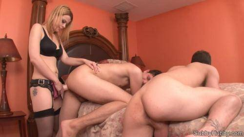 Mistress for couple [HD, 720p] [Subby] - Strapon