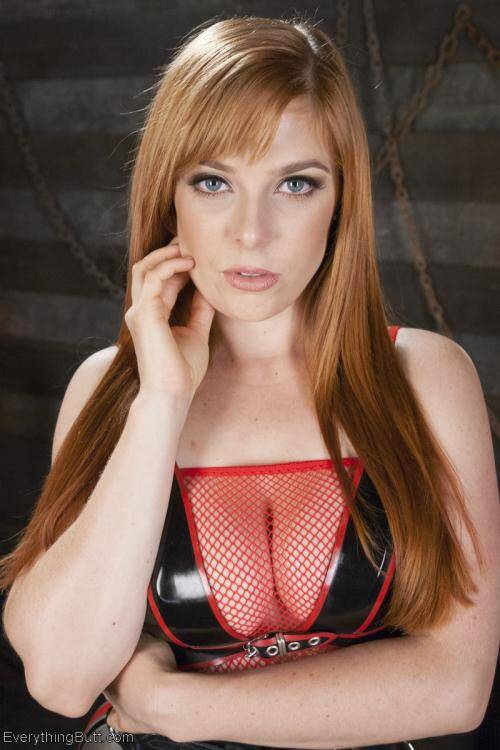 EveryThingButt.com/Kink.com - Penny Pax, Charlotte Sartre [Young, Beautiful, Tight assed Charlotte Sartre takes it all] (SD 540p)