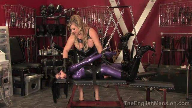 Eng Mansion - Tranny Bondage Toy [HD, 720p]