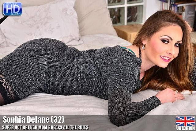 Mature.nl/love-moms.com - Sophia Delane (32) [SD, 540p]