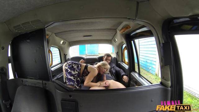 FemaleFakeTaxi - Rebecca M - Thanking A Soldier For His Service [FullHD 1080p]