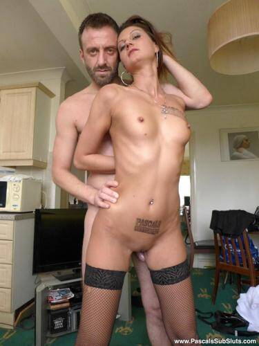 PascalsSubSluts.com [Eva Johnson - Anal Hussy Craves More Dirty Dick] HD, 720p)