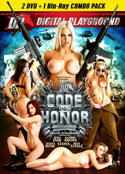 Code Of Honor DiSC1-2 February 12, 2013 - Digital Playground Inc [DVDRip, 400p]