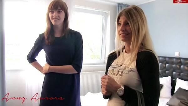 AnnyAurora - Frauen zum Dreier bekommen! (Crazy Dirty Sex) [SD, 480p]