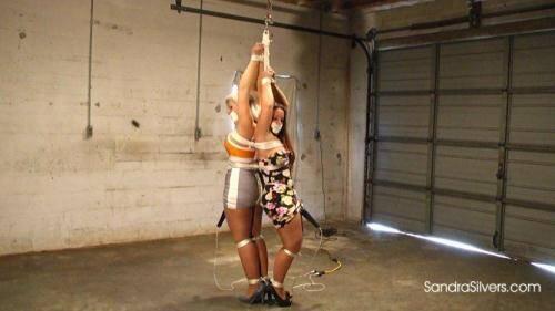 Sandra Silvers and Constance Coyne [FullHD, 1080p] [SandraSilvers.com] - BDSM