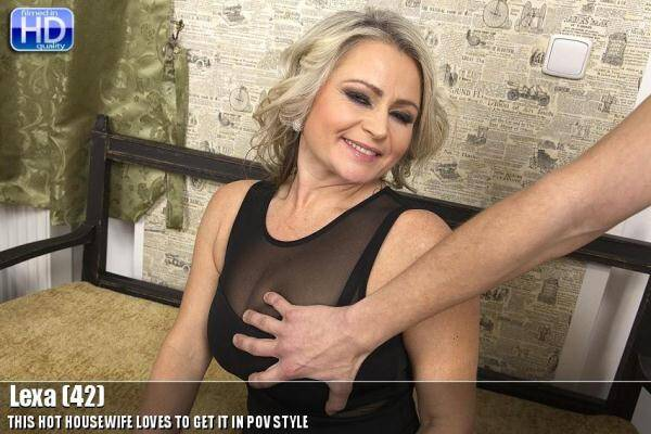Lexa (42)  - Hot Mature in POV Style (Mature.nl) [SD, 540p]