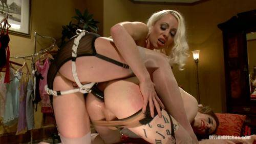 DivineBitches.com [Lorelei Lee - Just One Of the Girls: A sissy slut is born] HD, 720p)