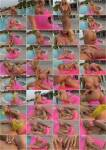 BikiniRiot: Clara G - Golden Goddess With Toy (2013) HD 720p
