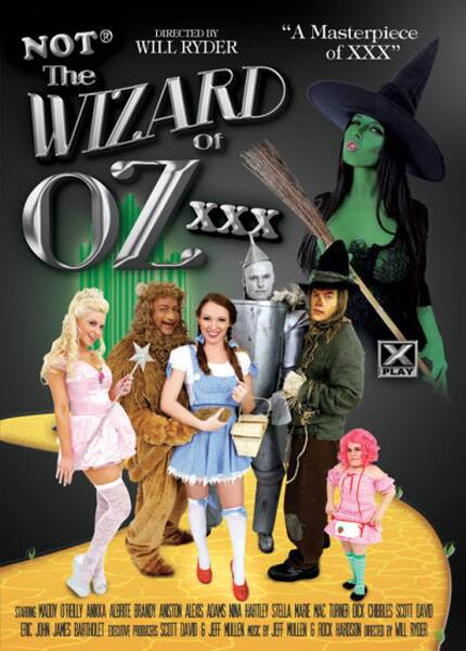 Not The Wizard Of Oz (Movies) (Hustler Video) HD, 720p