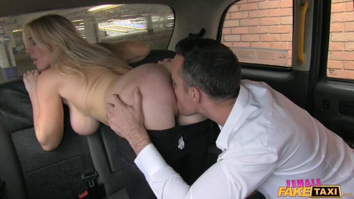 image Femalefaketaxi busty driver swallows actor039s cum