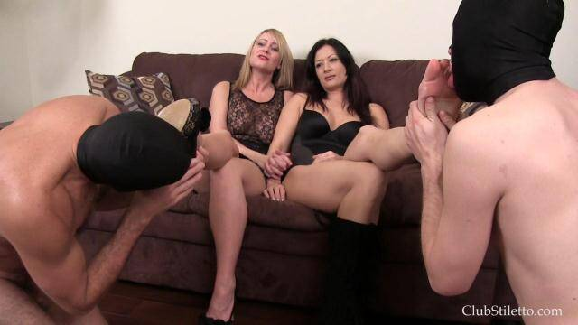 ClubStiletto.com - Dirty Tasks for Father and Son [FullHD, 1080p]