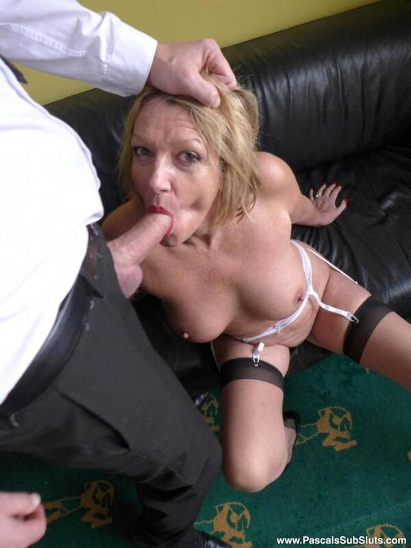 PascalsSubSluts.com - Amy - Virgin Sub Wets Her Milfy Knickers [HD, 720p]