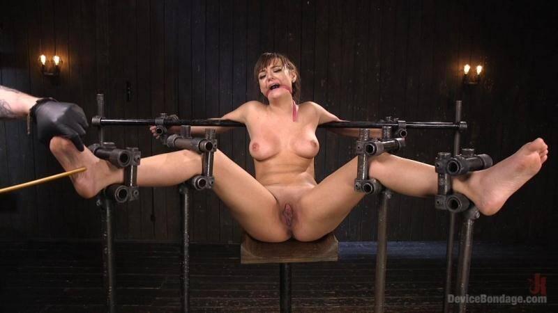 Charlotte Cross - Big Tit Brat Gets Diabolic Discipline [SD] - DeviceBondage, Kink