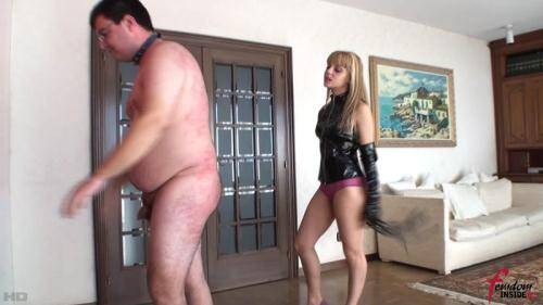 Femdom Insider [Mistress Jacqueline - Evil Woman Use Whip] FullHD, 1080p)