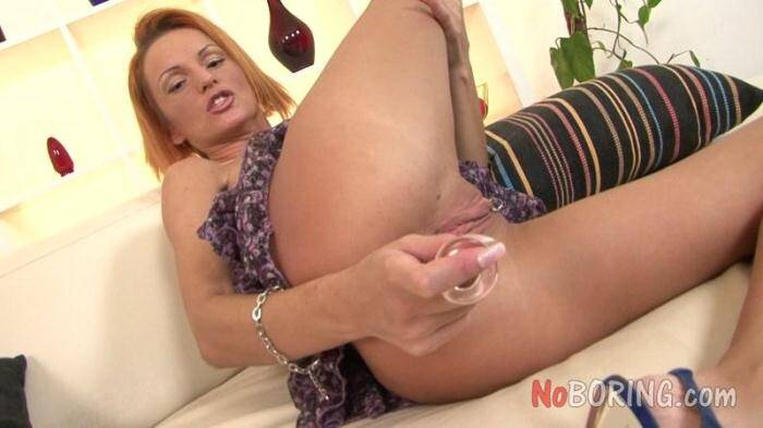 NoBoring.com - Brendina - Redhead Slutty in Anal sex (Hardcore) [HD, 720p]