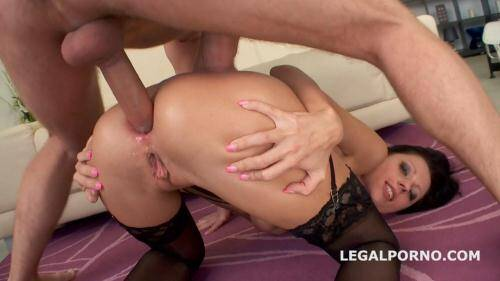 LegalPorno.com [Monsters of DAP. July Sun takes them balls deep. ANAL, DAP, PUSSY,  super gapes and 5 swallows. The German Anal Queen!] SD, 360p)