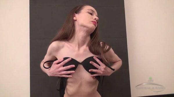 Rose - Amateur Masturbate Pussy (ATKHairy.com) [FullHD, 1080p]
