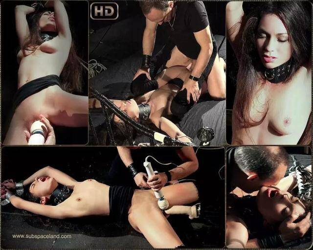 BDSM - Arwen Gold - Imprisoned To Fuck [HD, 720p]