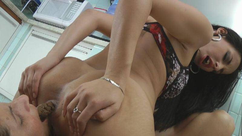 Scat Madam - Mistress Nara Lemos [HD] - SG-Video