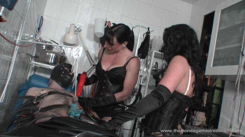Breaking Sensitivity part 2 - Extreme! [FullHD] - Thebondagemistressclub