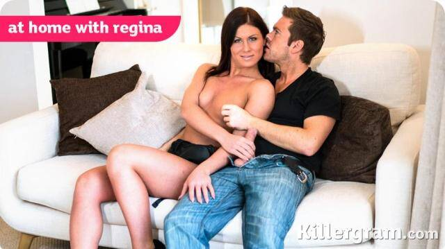 Killergram - Regina Crystal - At home with Regina [HD 720p]