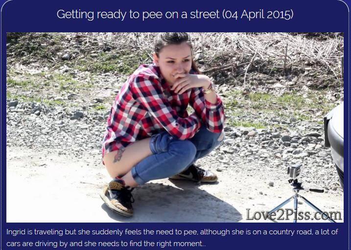 Love2piss.com: Getting ready to pee on a street [FullHD] (136 MB)