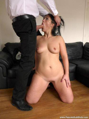 PascalsSubSluts.com [Montse Swinger - Slave Mum\'s Brutal Sodomy] HD, 720p)