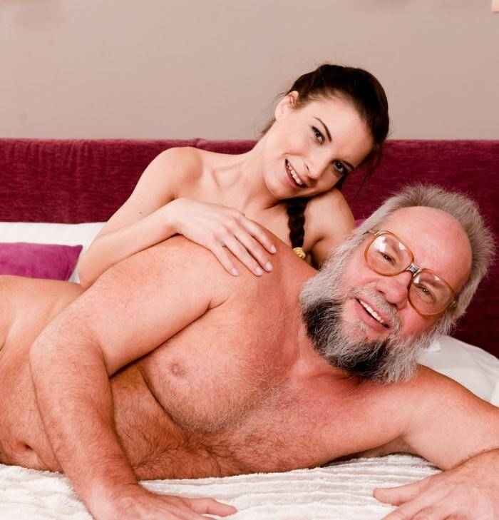 Grandpas Fuck Teens - Anita Bellini - Youngling Anita Keeps Grandpa in Shape  [FullHD 1080p]