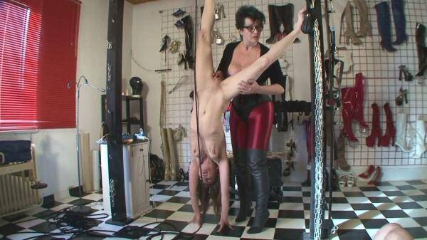Discipline - Part 06 - Bondage! (DSD) [HD, 720p]