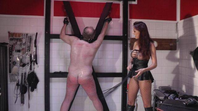 Clips4Sale.com - Lady Milana - Whipping Boy [FullHD, 1080p]