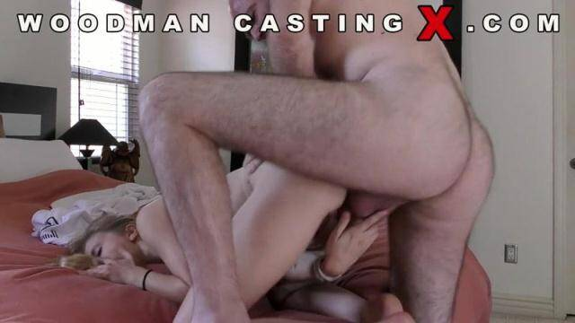 WoodmanCastingX.com/PierreWoodman.com - Rachel James - Hard Anal sex - Casting X 151 Full Version - 13.01.16 [SD, 360p]
