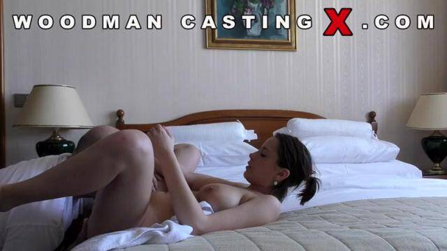 WoodmanCastingX.com/PierreWoodman.com - Anabelle - Hard sex with Anal - Updated 30.01.16 [SD, 360p]