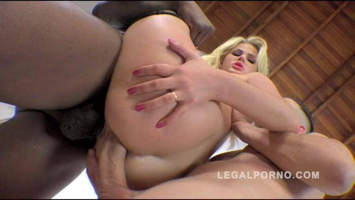 LegalPorno.com - Katie Montana Anal and DP with 2 cocks - RS171 (Group sex) [SD, 360p]
