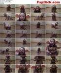 Extreme Scat - Slut piggy - Crazy Girl - Solo Scat! [FullHD 1080p]