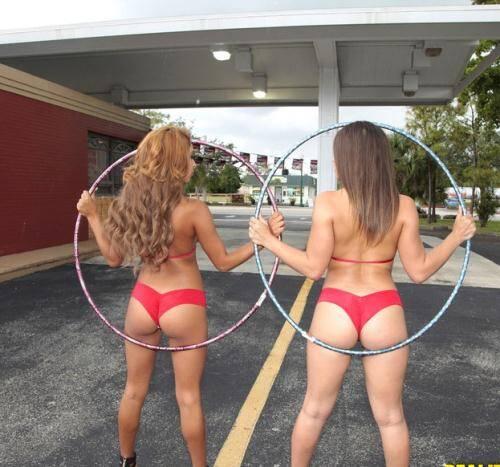 Street Latinas - Sarai Abella, Danger [Hula hotties] (FullHD 1080p)