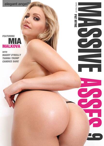 Massive Asses 9 (Movies) (Elegant Angel) SD, 480p, Split Scenes