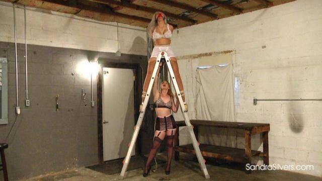 SandraSilvers.com - Sandra Silvers & Lisa Harlotte - Bondage [FullHD, 1080p]