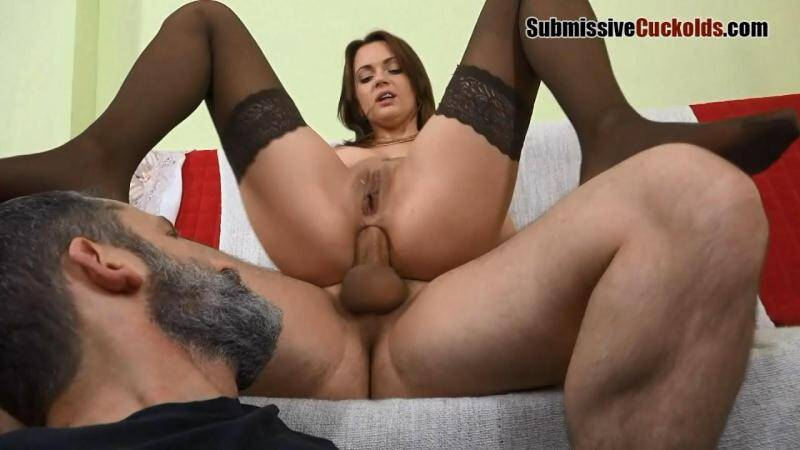 Lola Shine - Unfaithful Wife Get Fucked In Ass [HD] - Submissivecuckolds