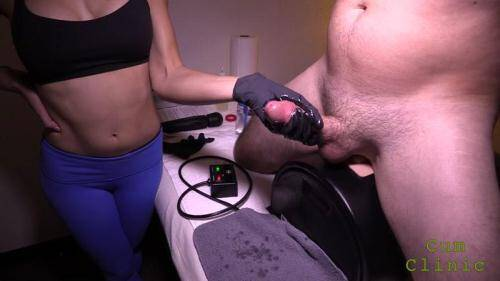 Cum Clinic - Session Part 23 - Cumshot [FullHD, 1080p] [CumClinic.com/Clips4sale.com] - Femdom