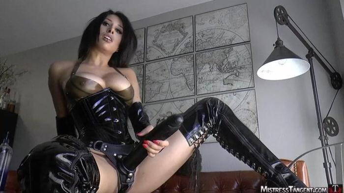MistressTangent.com - Mistress Tangent - Fresh Meat! POV Style! (Strapon) [HD, 720p]