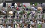 MyDirtyHobby: Lara-CumKitten - Geiler Gummistiefel Outdoor Fick [FullHD] (326 MB)