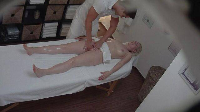 CzechMassage.com/Czechav.com - CZECH MASSAGE 221 - TEEN BLONDE [FullHD, 1080p]