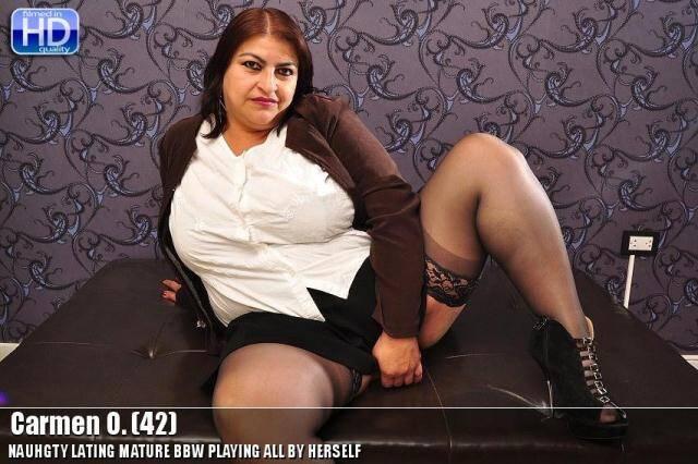 Mature.nl - Carmen O. (42) - BBW MILF [SD, 540p]