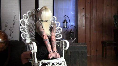 Tattoed Beauty - Hard Tied! [HD, 720p] [JBRmidwest.com] - BDSM